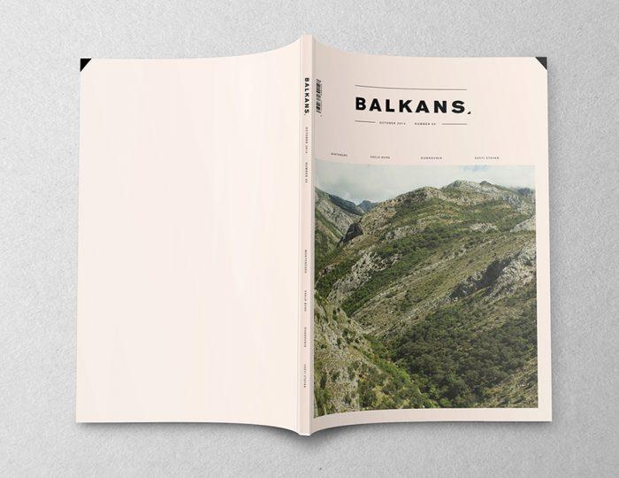 Balkans Book