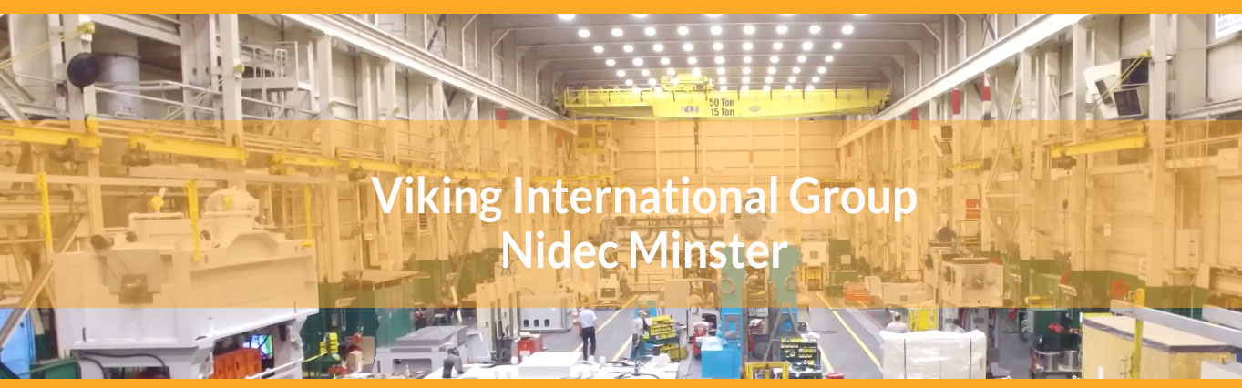 Viking International Group – Nidec Minster