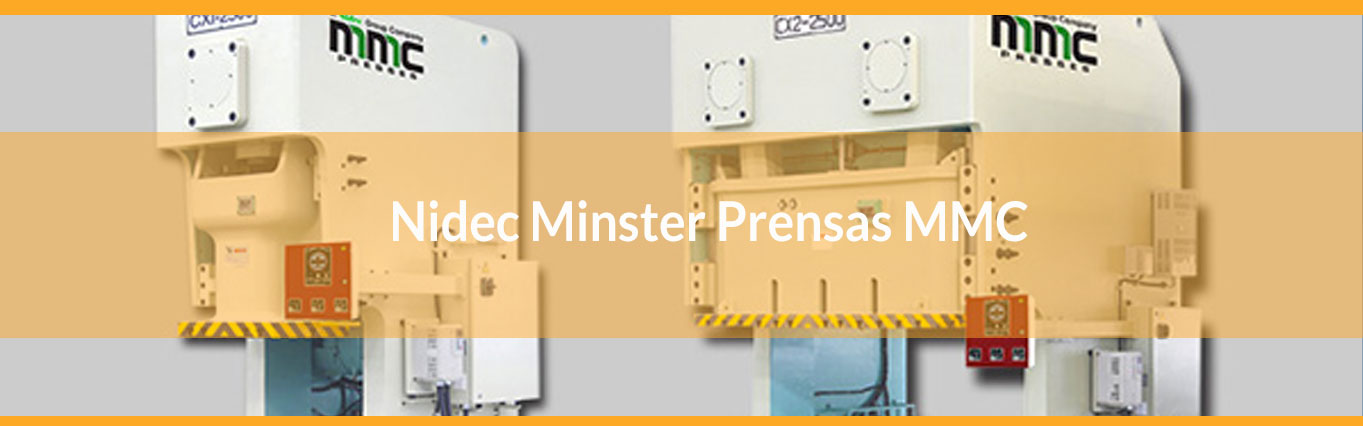 Nidec Minster Prensas MMC