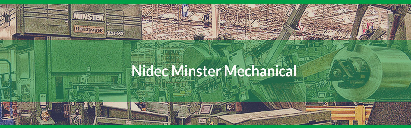 Nidec Minster Mechanical